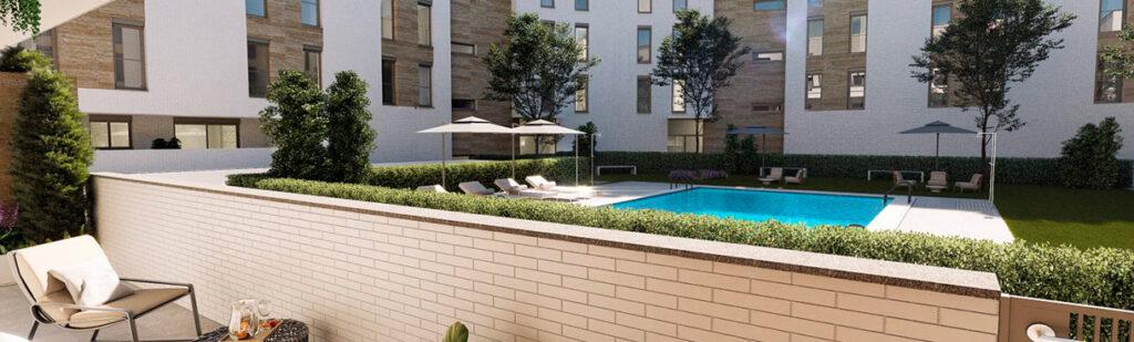 Nueva promoción de viviendas en Sevilla