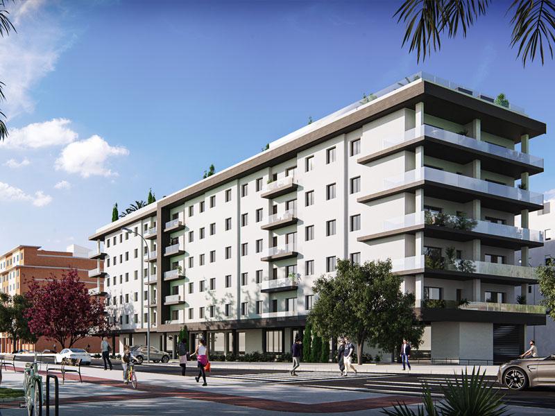Comprar un piso en Huelva