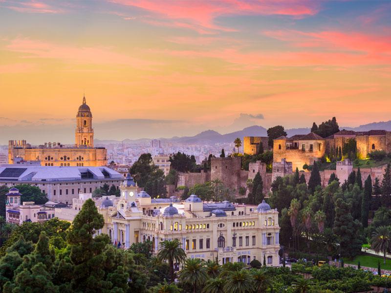 Venta de pisos de obra nueva en Málaga